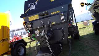 AGRO SHOW BEDNARY 2019 - CELIKEL NORTH POLAND ► Wozy paszowe ◄