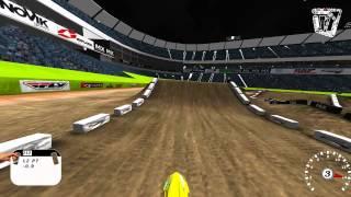 Mx Simulator - 2014 Supercross Anaheim 2 250 LCQ
