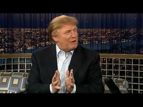 Conan O'Brien 'Donald Trump 12/14/05