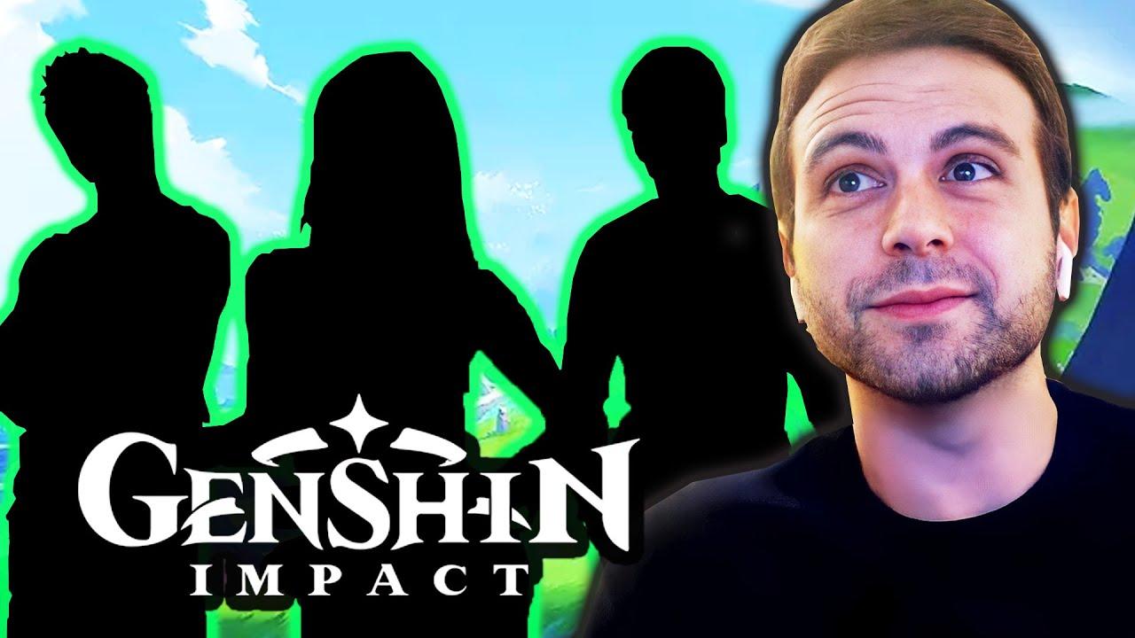 Download Jugando con Suscriptores en Genshin Impact!