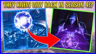 Fortnite Season 10 EXPLAINED: The REAL Story w/ SECRETS REVEALED from Season 4 until NOW!