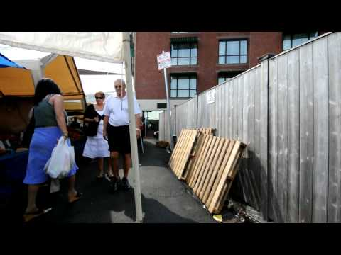 Boston Open Air Market - Haymarket - 2
