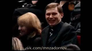 """Как дочка Задорнова читала """"Трех мушкетеров"""". Про оперу (Концерт """"Юмор выше пояса"""", эфир 31.01.09)"""