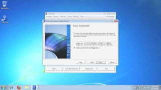 TrueCrypt Full Disk Encryption on Windows 7