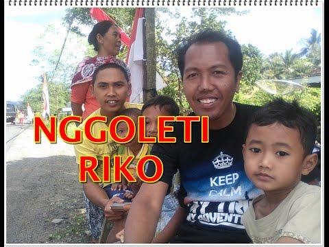 NGGOLETI RIKO Gandrung Kusniah Banyuwangi #Massaylaros