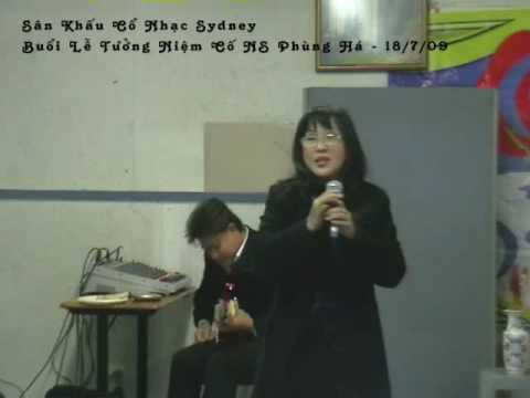 Phan 13 Vong Co Cai Luong Buoi Le Tuong Niem Co NS Phung Ha Tai Sydney