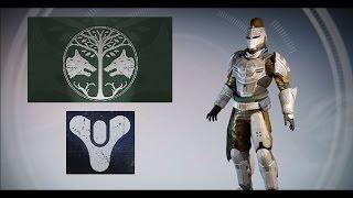 destiny iron banner iron companion titan armor full set