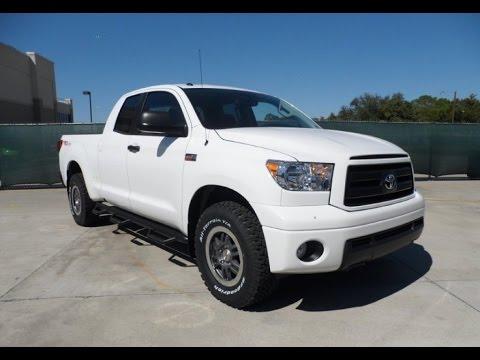 Тест-драйв Toyota Tundra 2012