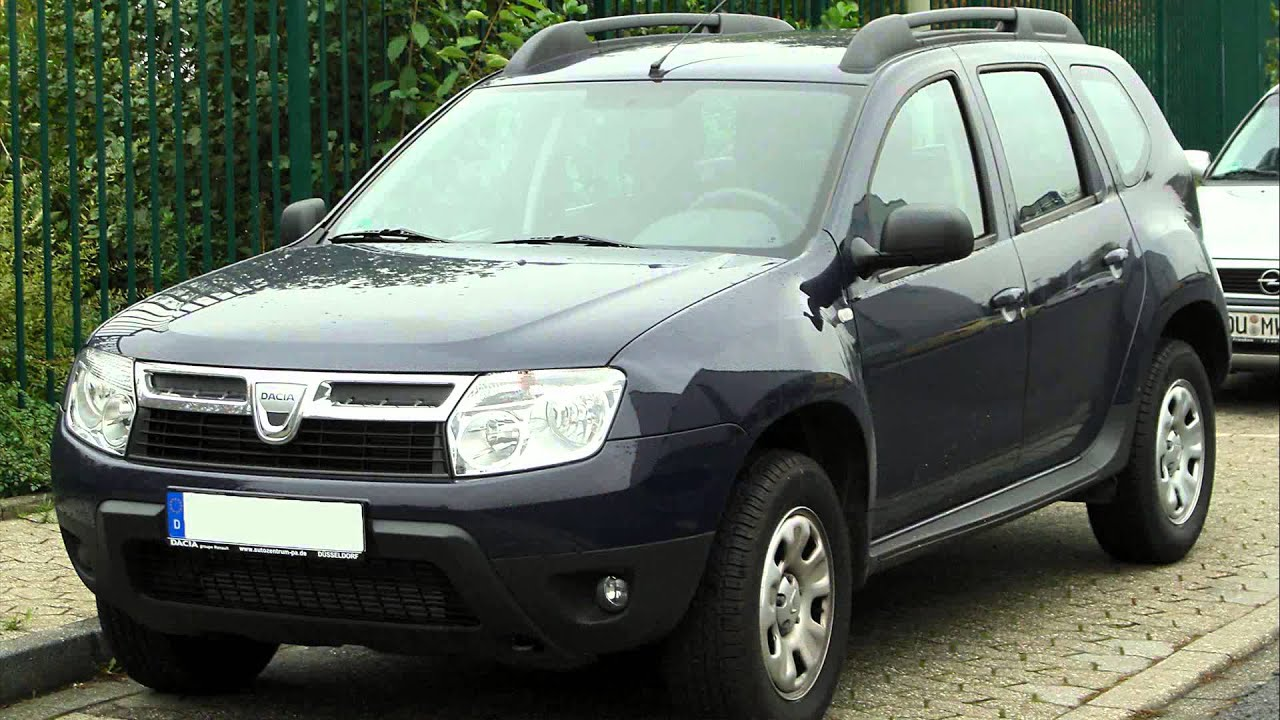 dacia duster 1 5 dci laureate 4x2 110 bg youtube. Black Bedroom Furniture Sets. Home Design Ideas