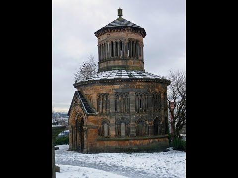 Glasgow Knights Templar Church , Glasgow Cathedral and Necropolis !
