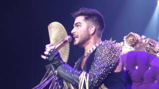 Queen + Adam Lambert - Killer Queen