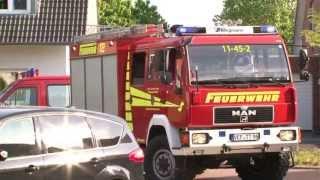 Jugendfeuerwehr entdeckt durch Zufall Feuer und verhindert Schlimmeres