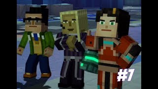 Are You Serious, Admin  Minecraft Story Mode Season 2 (7)