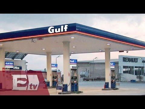 La gasolinera Gulf llega a México / Ingrid Barrera