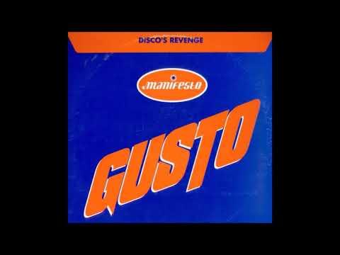 Gusto - Disco's Revenge (Radio Edit)