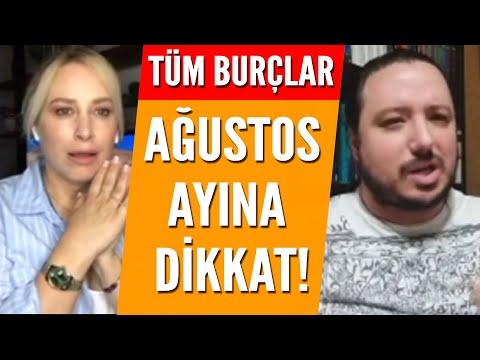 TÜM BURÇLAR | Astrolog Can Aydoğmuş, Ağustos ayına dikkat çekti! Evden çıkarken...