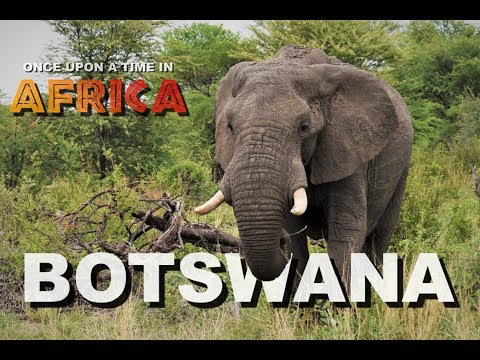 Once Upon a Time in Botswana: G-Adventures travel documentary