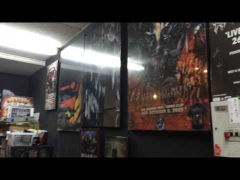 "Relicseed in Singapore record store ""Inokii"" [2015]"