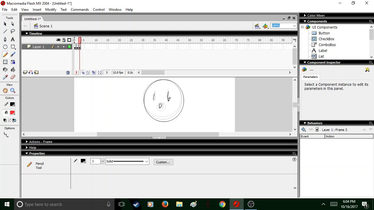 Simple animation tutorial for flash mx youtube.