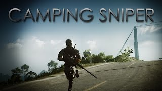 Camping sniper ep.1 - Battlefield 4 clips