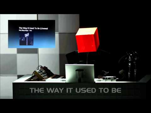 Pet Shop Boys - The Way It Used To Be (Linewalker Ultimate Extended Remix)
