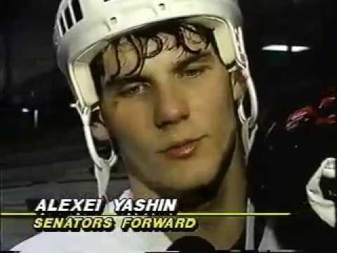 NHL: Alexei Yashin, Ottawa Senators (1993)