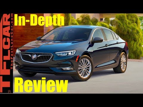 A Hatch By Any Other Name: 2018 Buick Regal Sportback Review