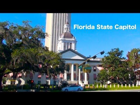 Florida State Capitol, Tallahassee, Florida | Traveling Robert
