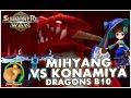 SUMMONERS WAR Mihyang Vs Konamiya Dragons B10 mp3