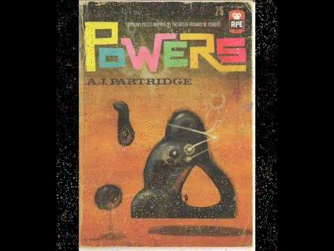"""Andy Partridge-Track 5 (Transmitter)-""""Powers"""""""