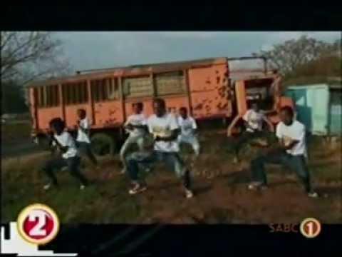 DJ Mbuso - Soweto funk