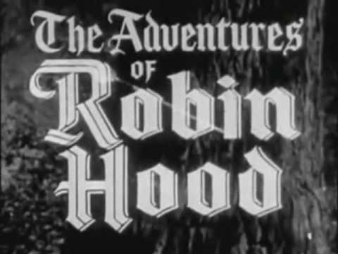 Robin Hood TV Theme :::: Dick James.