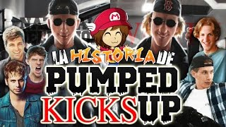 LA HISTORIA DE PUMPED UP KICKS