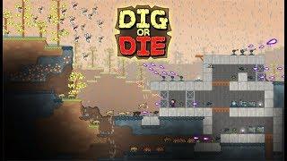 Dig or Die - FULL VERSION! Dig, Fight, Craft, Build! - Dig or Die Gameplay