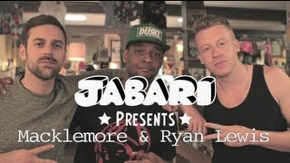 Jabari Presents: Macklemore & Ryan Lewis (Documentary)