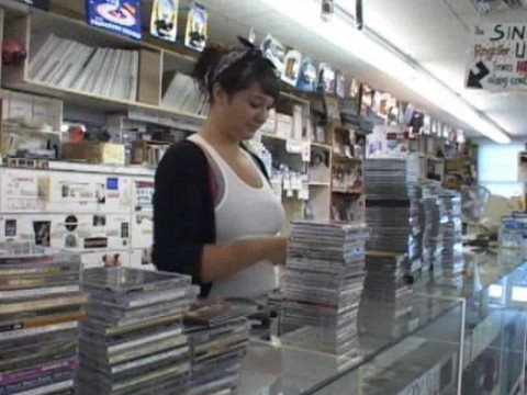 Sell CDs/DVD/LPs -  Princeton Record Exchange Tour - Part 6