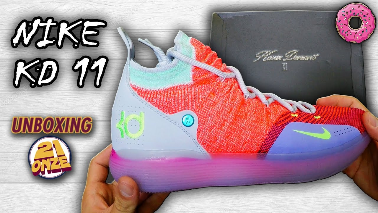 fcd64520bff Unboxing NIKE KD 11