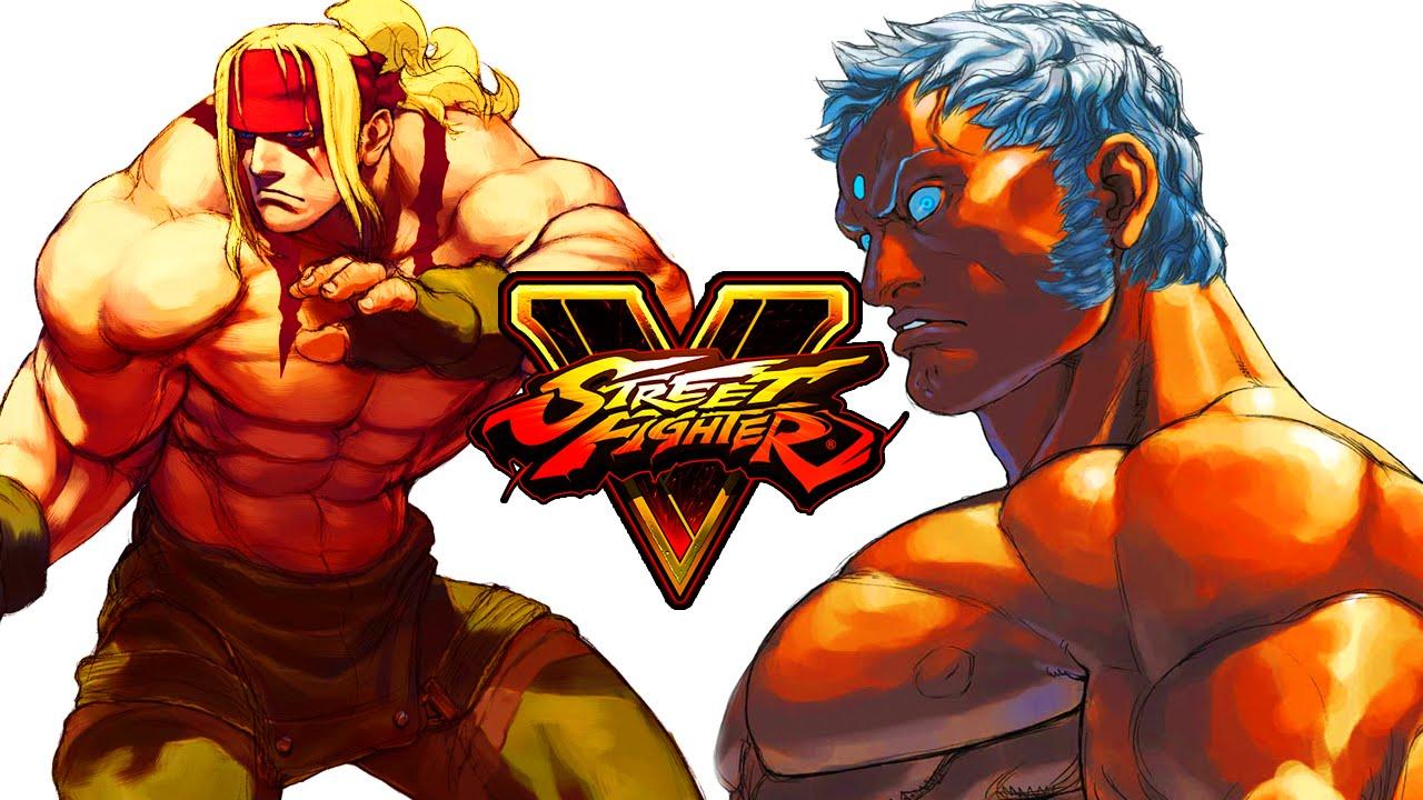 Urien Street Fighter Street Fighter 5: NEW ...