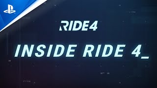 RIDE 4 | Inside RIDE 4 Episode 1 | PS4