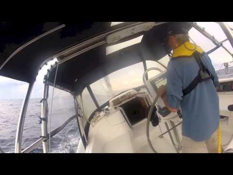 Randy Timmins' Sailing Trip - NYC to Bermuda 2012