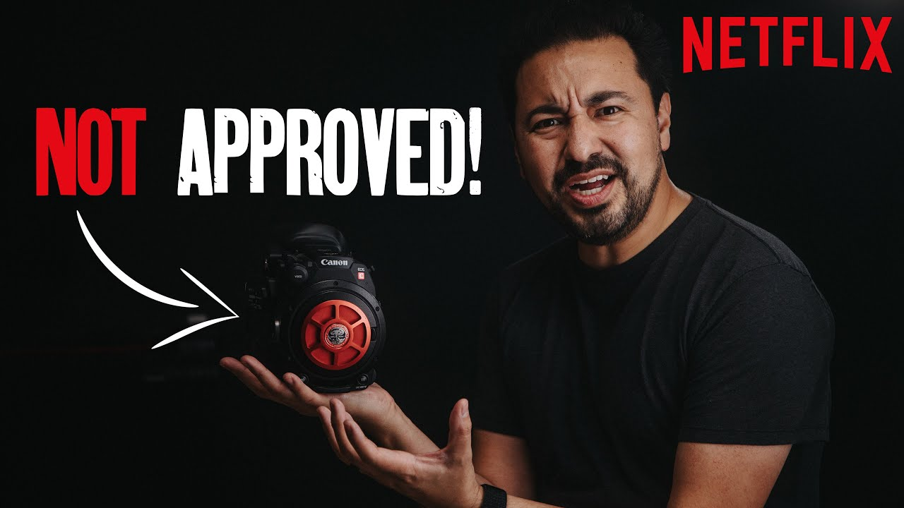 The Truth About Netflix Approved Cinema Cameras Youtube