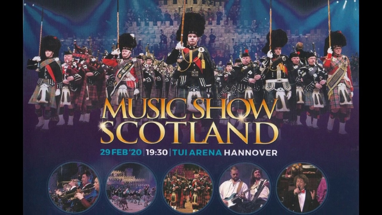 Music Show Scotland 2020 Youtube