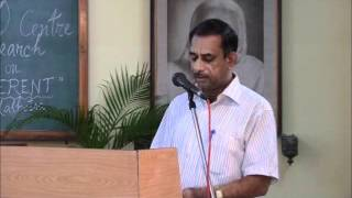 Pondy Event Vid 4 - Comments by five prominent scholars of Sri Aurobindo