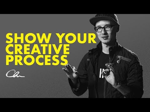 Document and Show Your Creative Process— Here's How in 3 Minutes