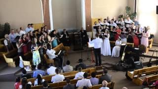 Corul Bisericii Betesda - Fata-n Fata eu cu Domnul