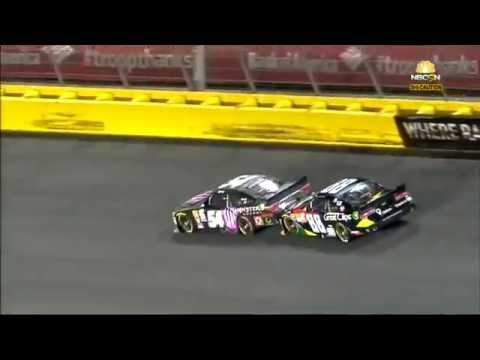 NASCAR Crashes For Charlotte Motor Speedway 10/9 - 10/11/2015 (Live)