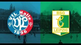 [30.09.2018] VfL Halle 96 – BSG Chemie Leipzig