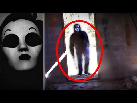 5 Real-Life Creepypasta Characters Caught on Camera #5