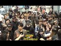 w-inds.(ウィンズ) Arrived Hong Kong Airport 20181207