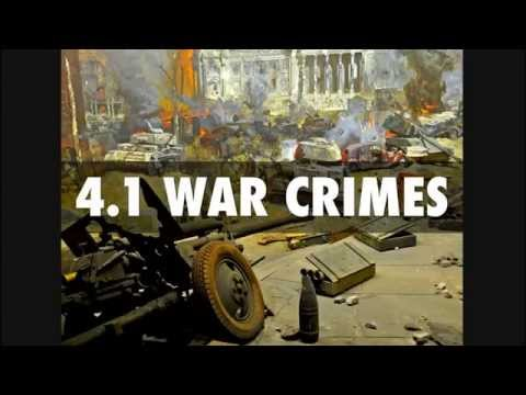 Introduction to International Criminal Law: Part 2